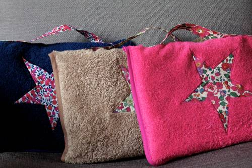 Serviette plage liberty