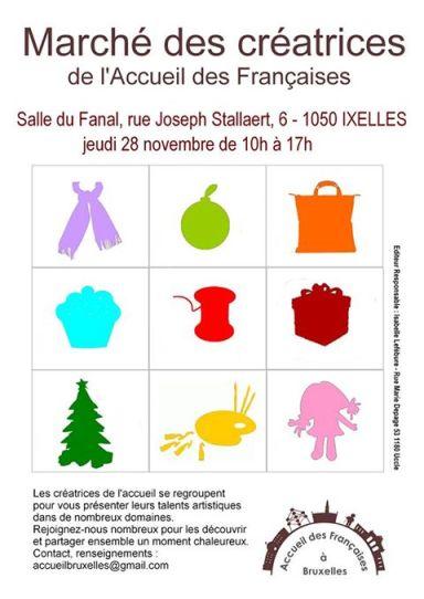 marché accueil des françaises