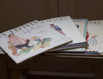 Vieux magazines