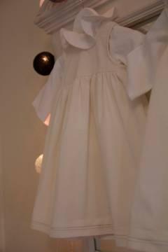 Robe baptême méli-mélo