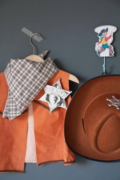déguisement cowboy méli-mélo