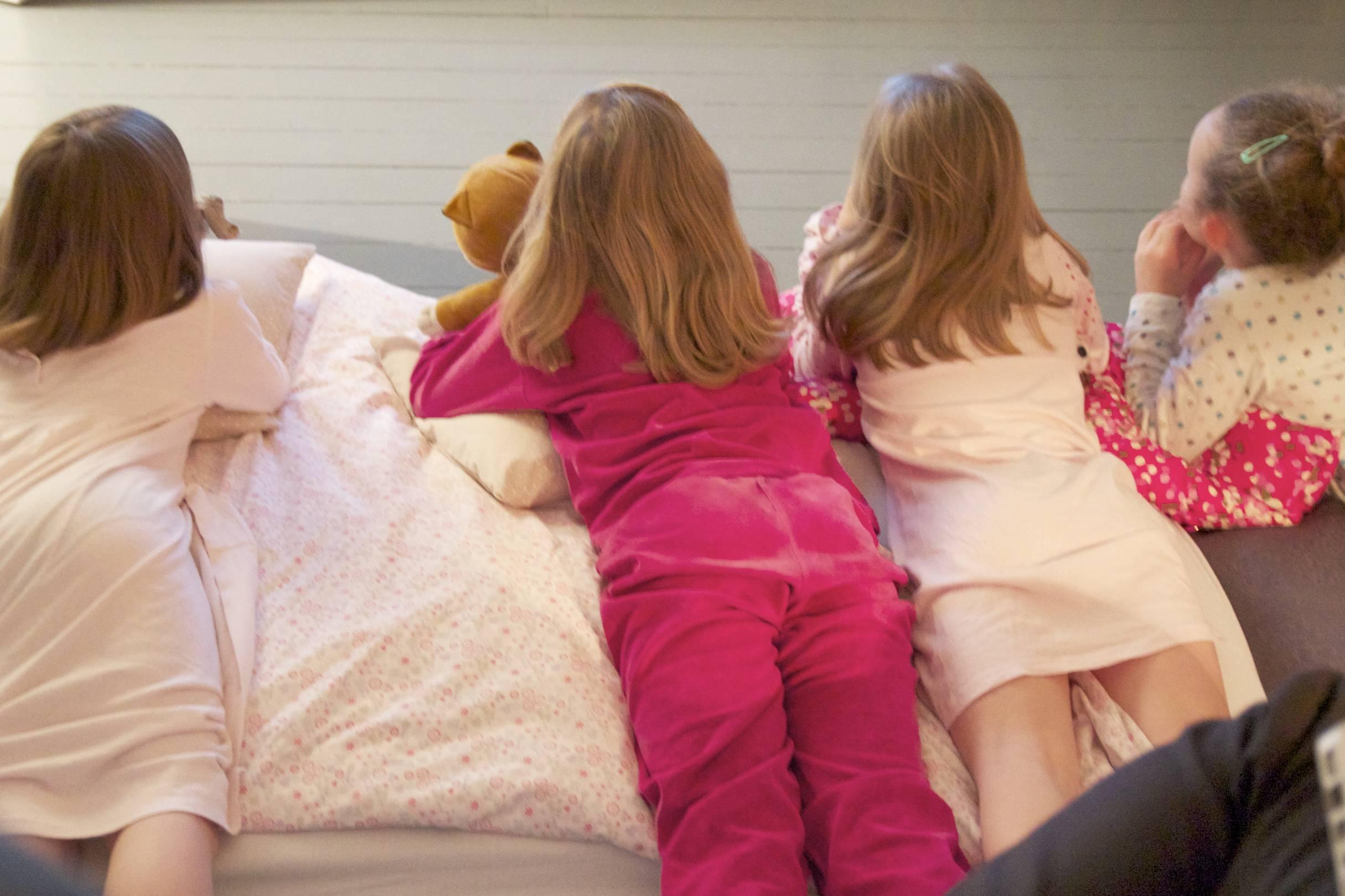 Soirée pyjama… | Méli Mélo