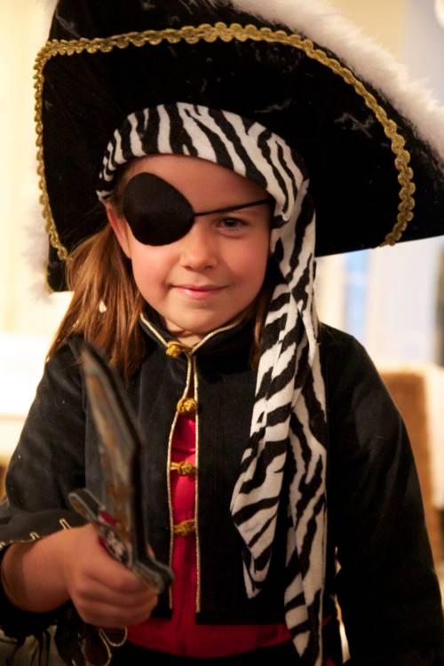 Pirate ou flibustière