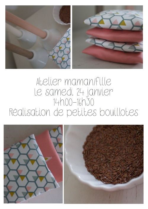 Atelier maman/fille Méli-mélo
